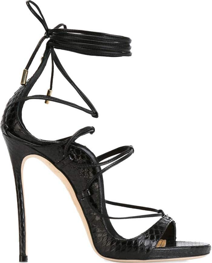 Dsquared2 Riri Sandals Ankle