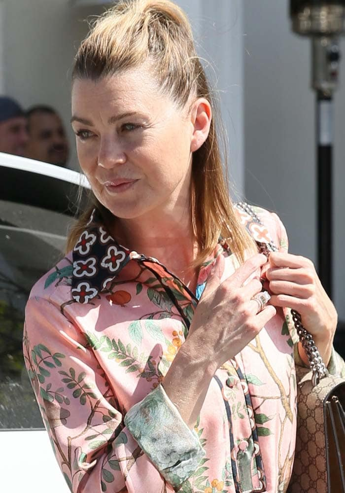 Ellen Pompeo Game Savers Brian Atwood 1