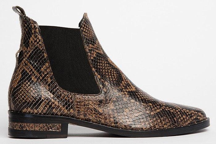 Freda Salvador Sleek chelsea ankle boots
