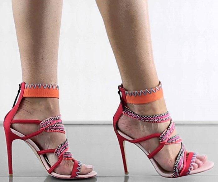 GX By Gwen Stefani Rhonda Rope Sandals