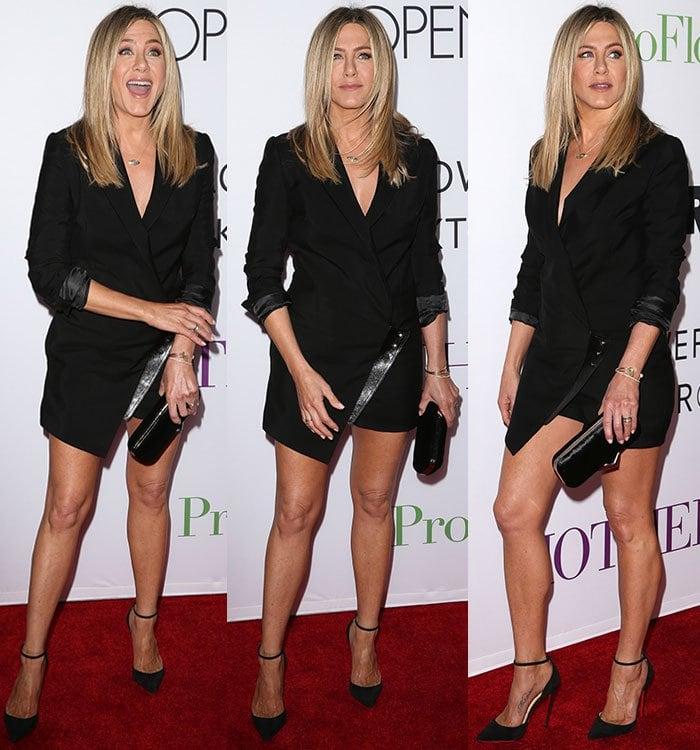 Jennifer Aniston was named World's Most Beautiful Woman of 2016