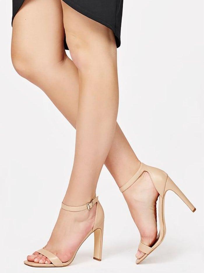 JustFab Tali sandals