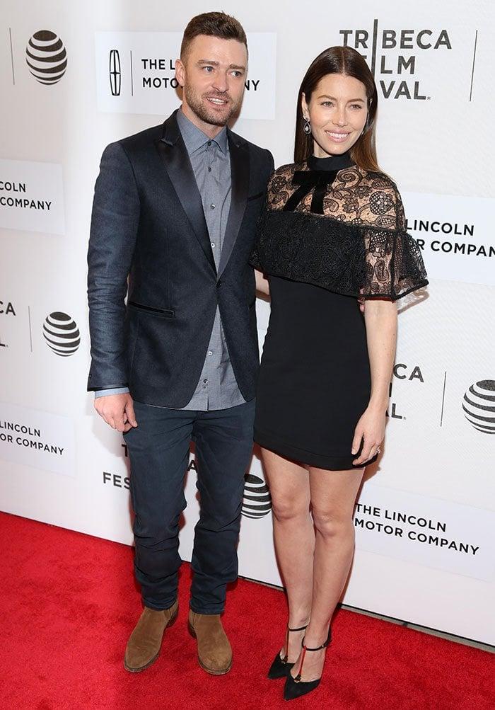 Justin-Timberlake-Jessica-Biel-Tribeca-Film-Festival