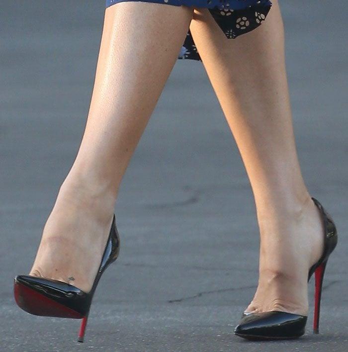 Kate-Hudson-Christian-Louboutin-pumps