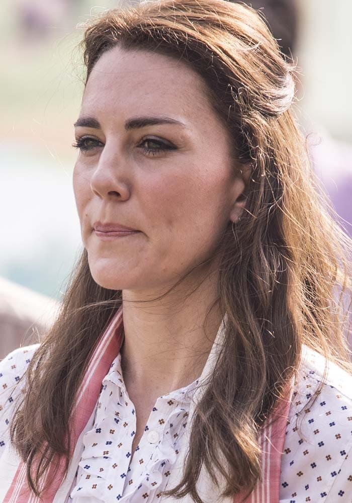 Kate Middleton India Park Ranger Sebago 1