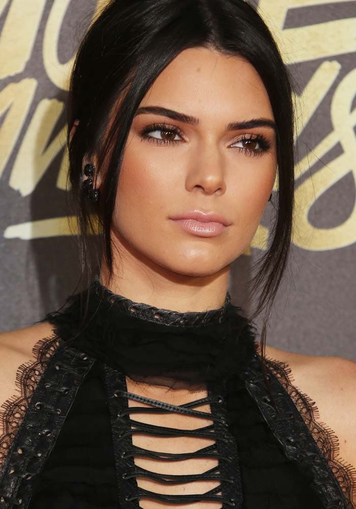 Kendall Jenner at the 2016 MTV Movie Awards