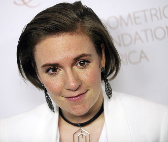 Lena Dunham looked better than ever at the 2016 Blossom Ball