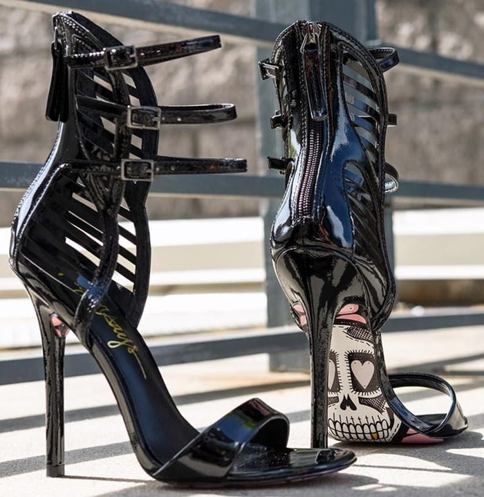 Miss Skully - Black Patent Taylor Says