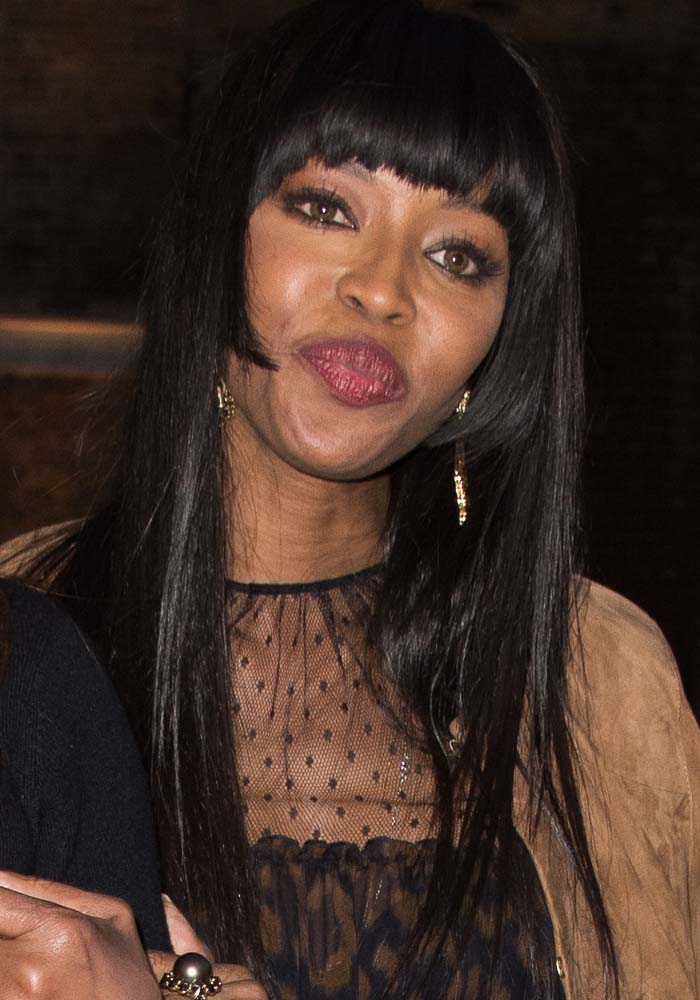 Naomi Campbell Book Launch Taschen Gianvito Rossi 1