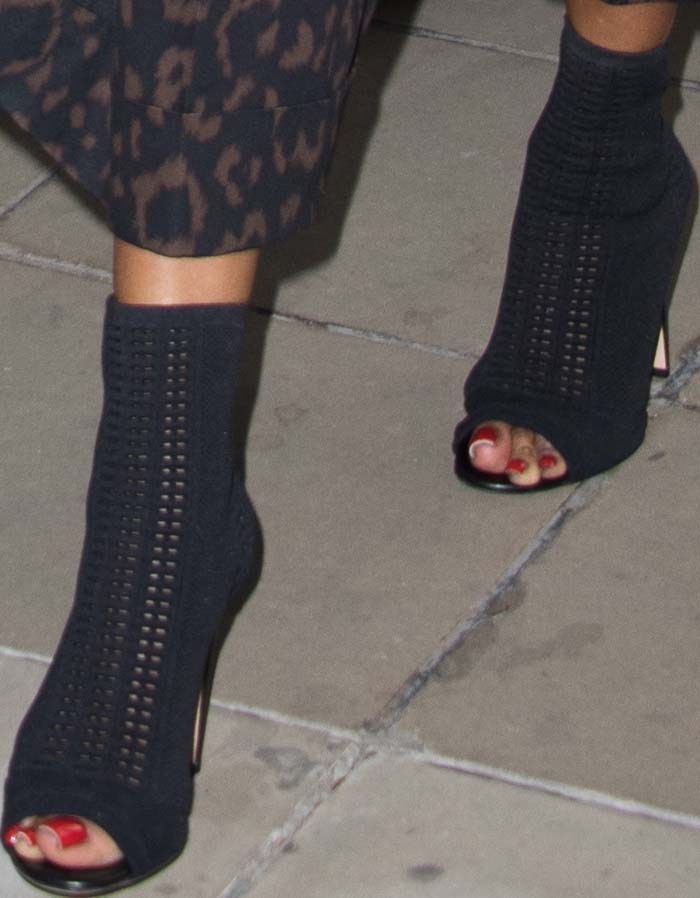 Naomi Campbell Book Launch Taschen Gianvito Rossi 2