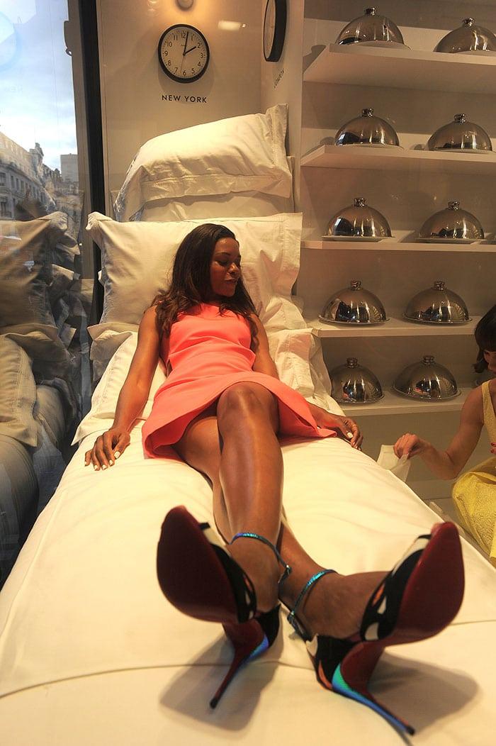 Naomie-Harris-Kate-Spade-New-York-Regent-Street-Launch