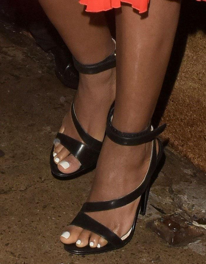 Naomie-Harris-Prada-Asymmetric-Sandals