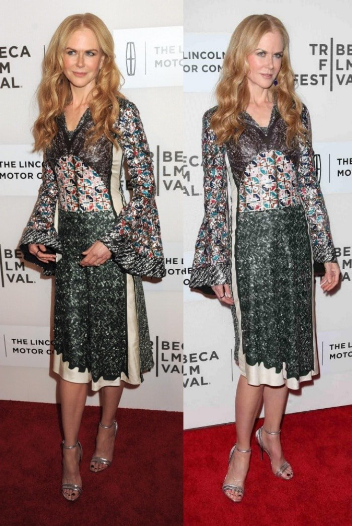 Nicole kidman tribeca film festival luis vuitton 2