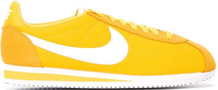 Nike Cortez Red Yellow 1