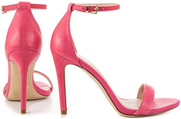 Aldo Paules Dress Heels Fuchsia
