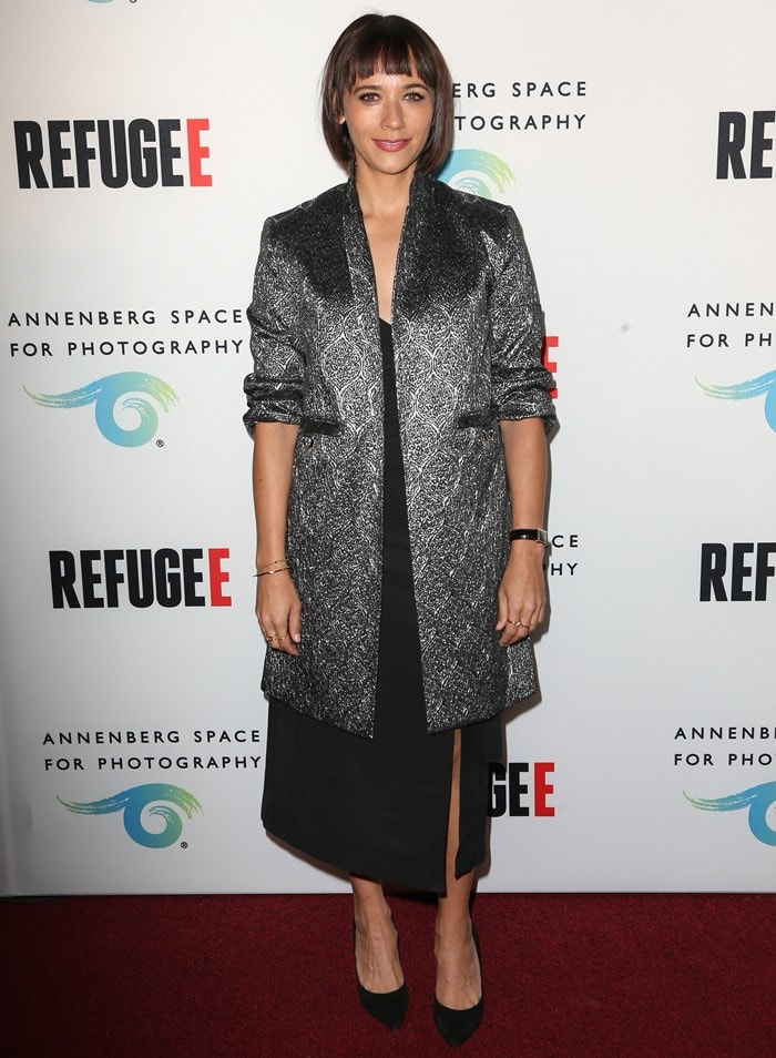 The Annenberg Space For Photography Presents 'Refugee' - Arrivals