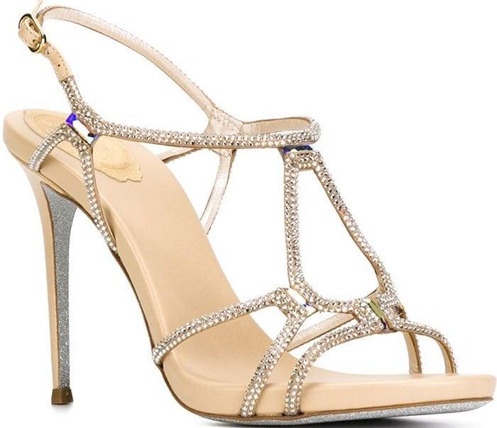 Rene-Caovilla-Embellished-Sandals