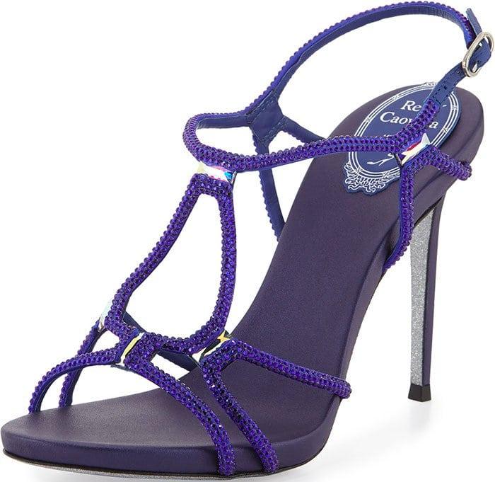 Rene-Caovilla-Strappy-Crystal-Satin-Sandals