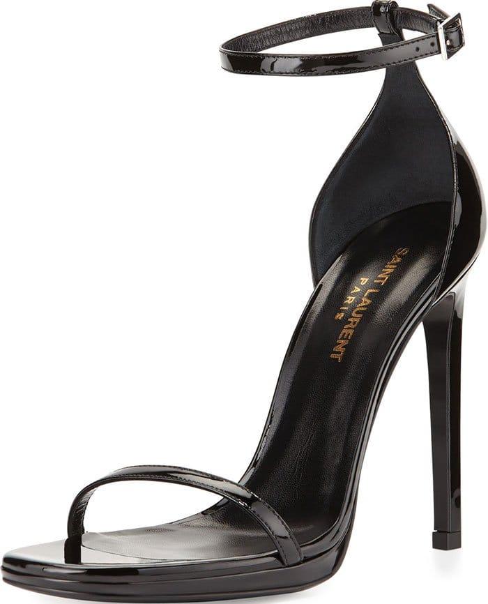 Saint-Laurent-Patent-Ankle-Wrap-Sandals