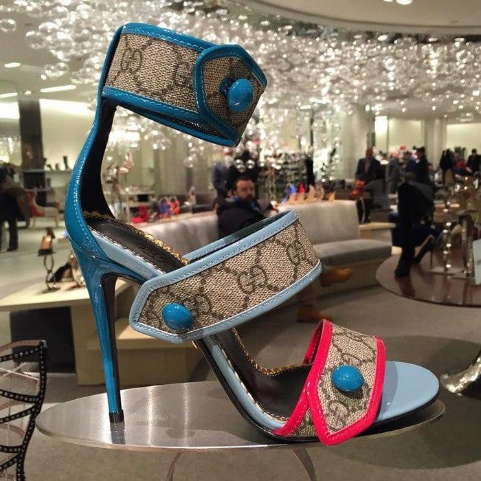 Sexy Gucci 'Harleth' Sandal