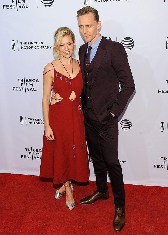Sienna-Miller-Tom-Hiddleston-Tribeca-Film-Festival-High-Rise