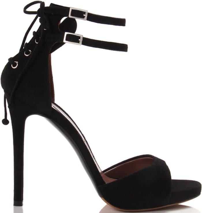 Tabitha-Simmons-Viva-suede-sandals-black