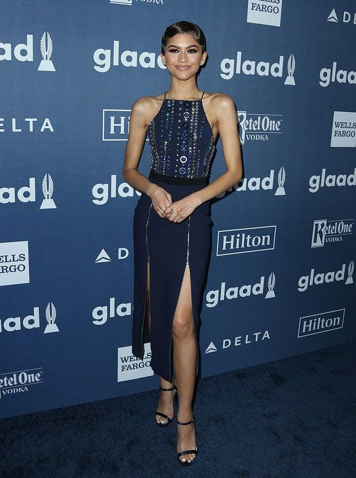 Zendaya-27th-Annual-GLAAD-Media-Awards