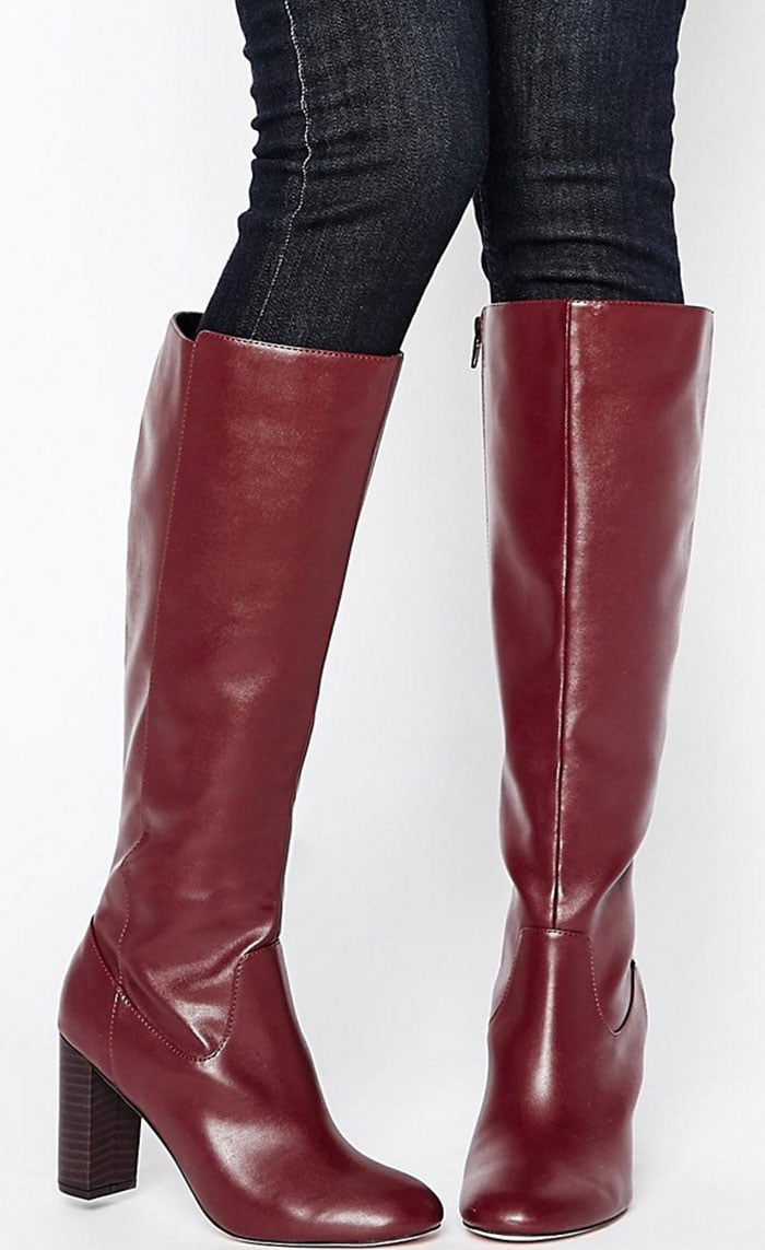 "Asos ""Come on Then"" Knee-High Boots"