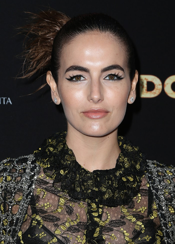 Camilla-Belle-makeup-updo