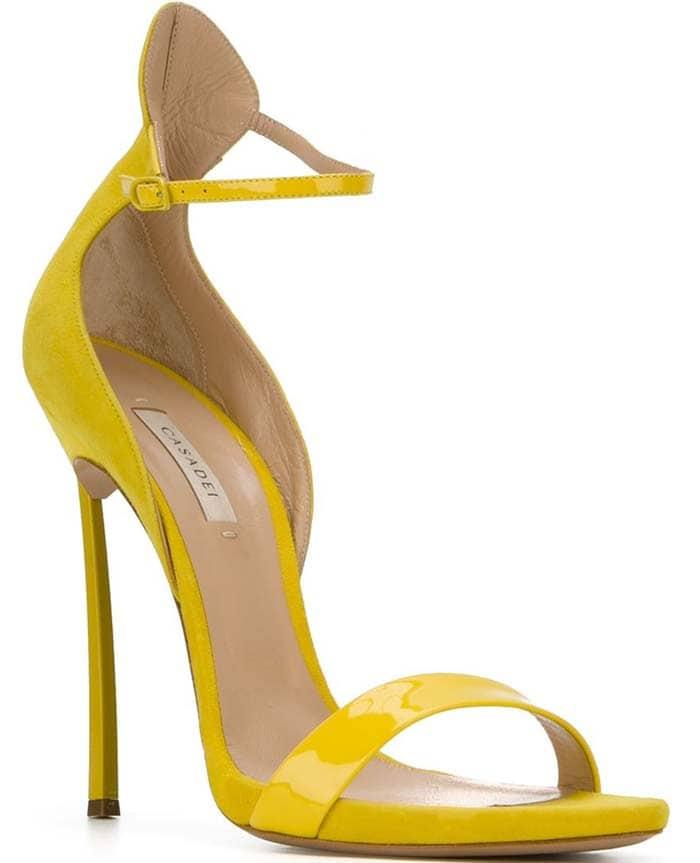 Casadei Blade Yellow