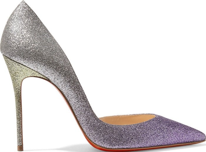 Christian-Louboutin-Iriza-100-glittered-leather-pumps