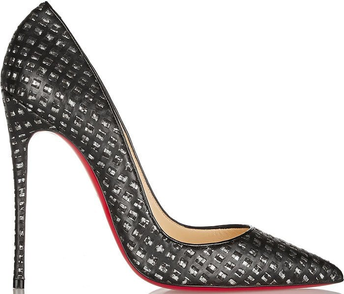 Tweed Christian Louboutin So Kate Pumps
