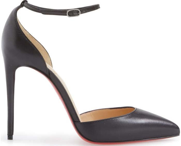 Christian Louboutin Uptown Red Sole Pumps
