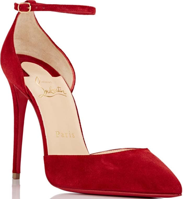 Christian Louboutin Uptown Red 1