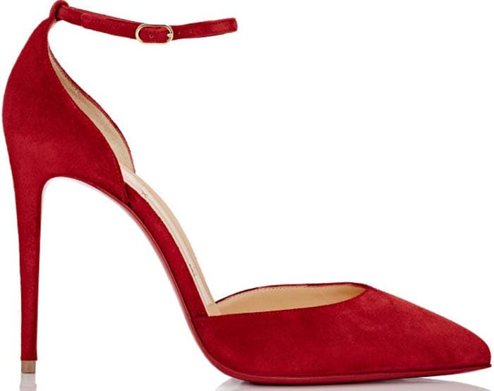 Christian Louboutin Uptown Red 2