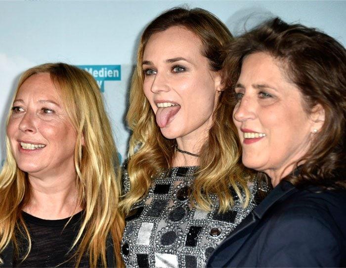 Diane Kruger Sky German Premiere Cesare Paciotti 4