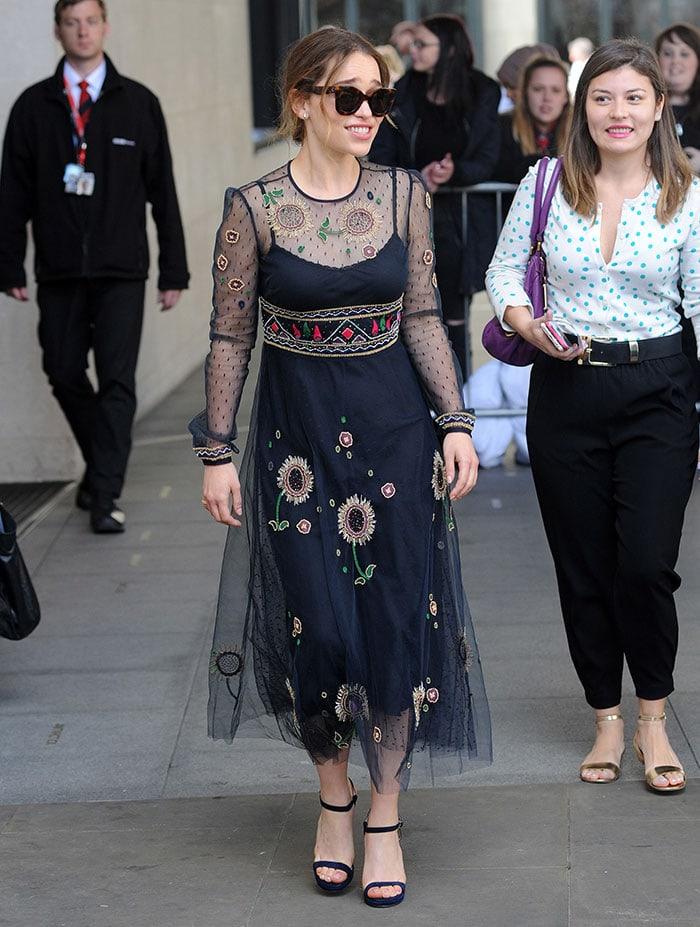 Emilia-Clarke-BBC-Radio-1-Me-Before-You