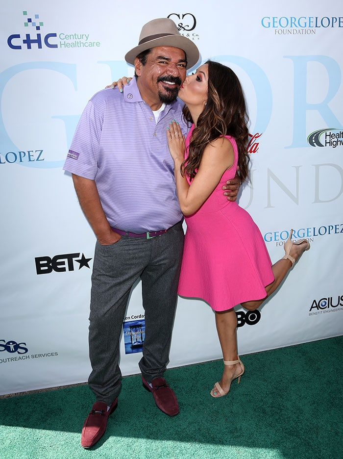 Eva-Longoria-George-Lopez-Celebrity-Golf-Classic