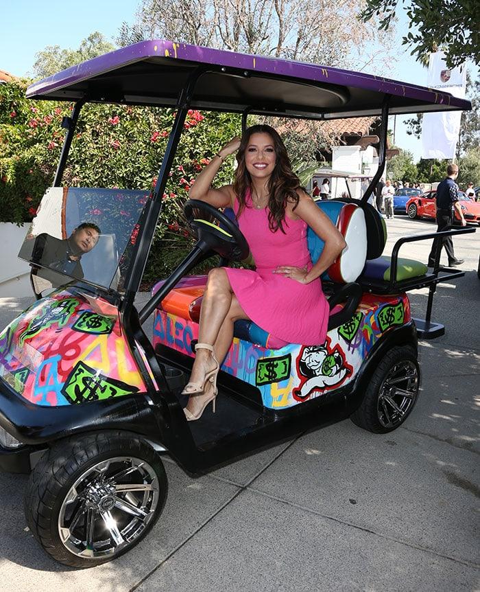 Eva-Longoria-Ninth-George-Lopez-Celebrity-Golf-Classic