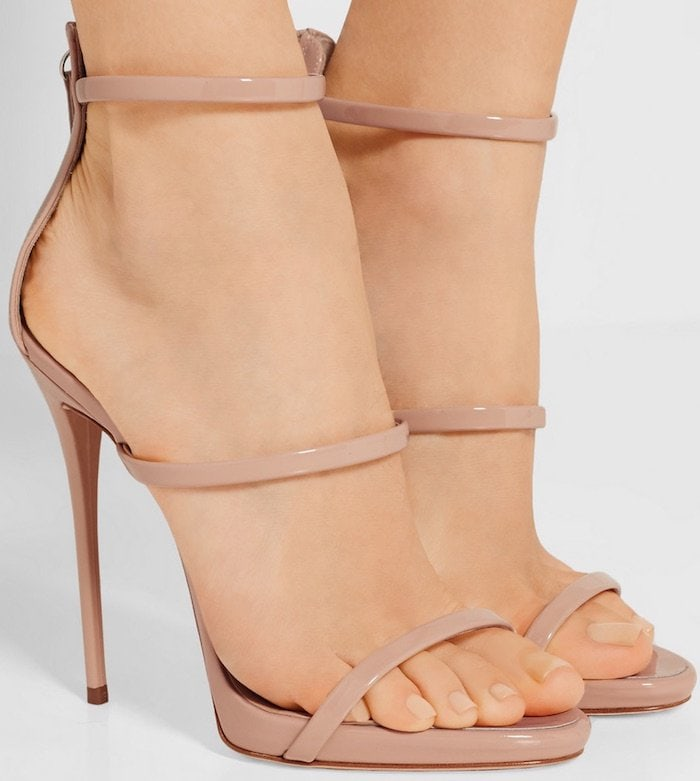 GZ Harmony Sandals Blush