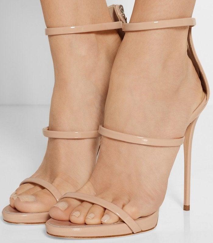 Harmony Sandals Nude