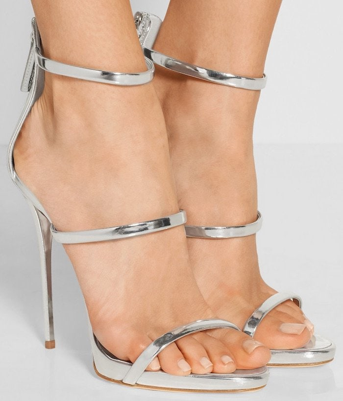 GZ Harmony Sandals Silver
