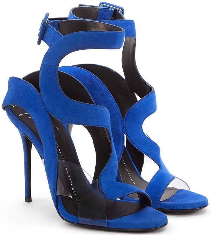 Giuseppe Zanotti Summer Sandals Blue