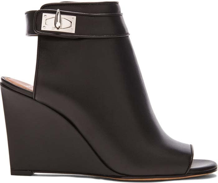 Givenchy Shark Lock Wedge 1