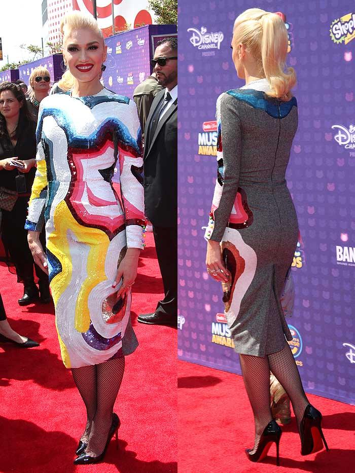 Gwen Stefani 2016 Radio Disney Music Awards 2
