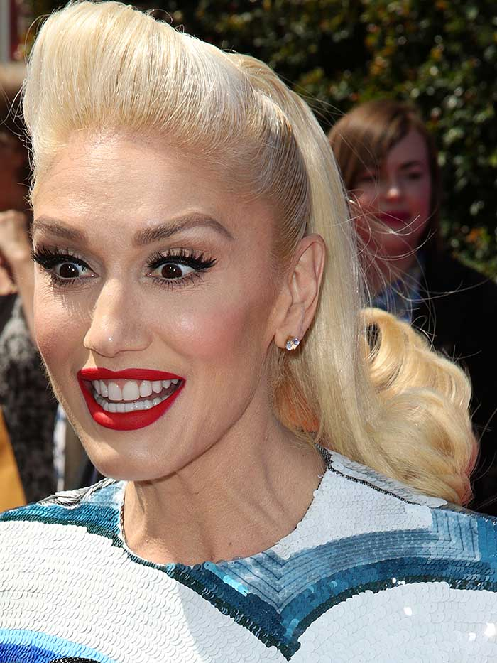 Celebrities attend 2016 Radio Disney Music Awards at Microsoft Theater. Featuring: Gwen Stefani Where: Hollywood, California, United States When: 01 May 2016 Credit: Brian To/WENN.com