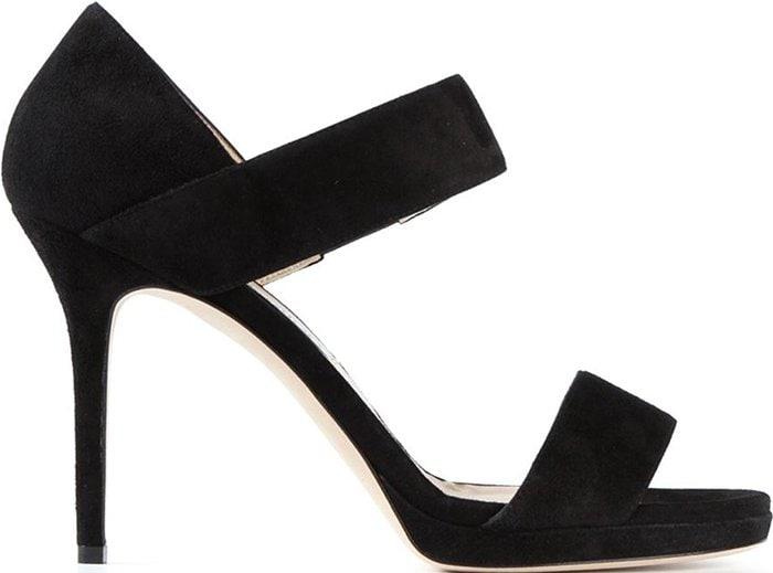 Jimmy-Choo-Alana-Black-Suede-Sandals