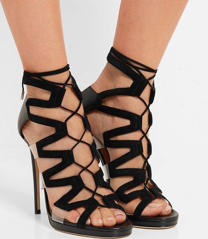 Jimmy-Choo-Dani-cutout-sandals