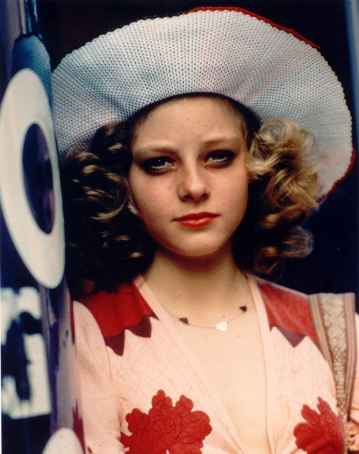 Jodie Foster portrayed child prostitute Iris in Taxi Driver