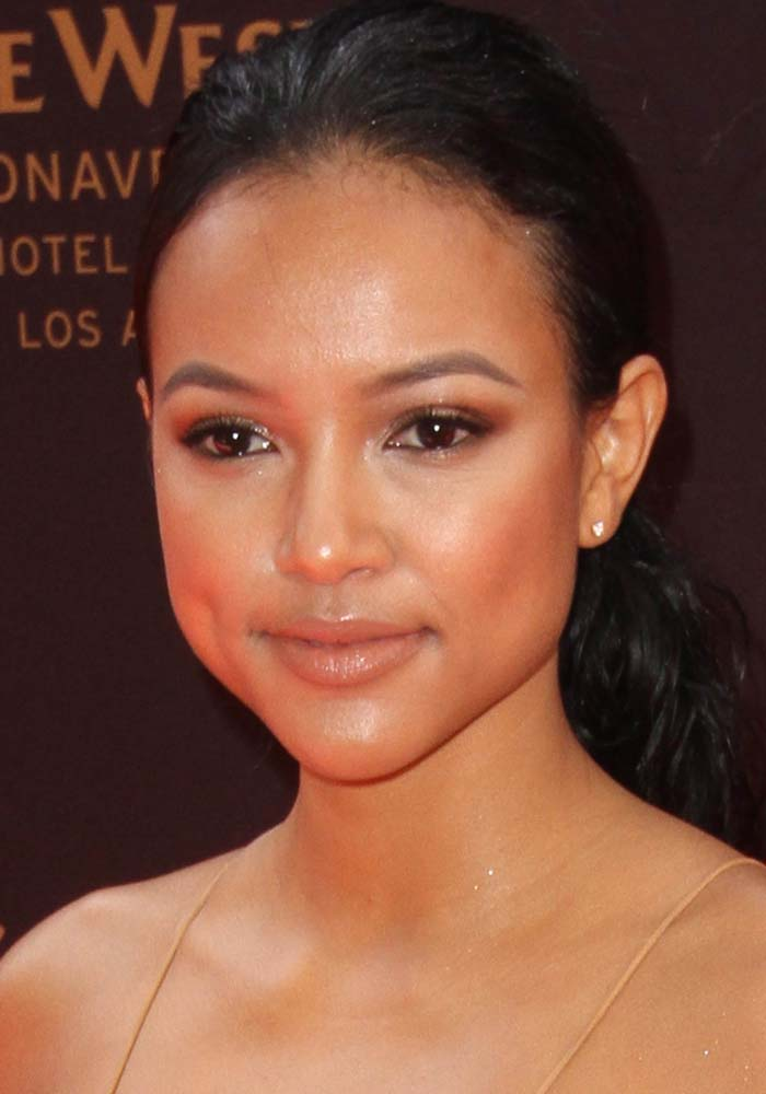 Karrueche Tran at the 43rd Annual Daytime Emmy Awards